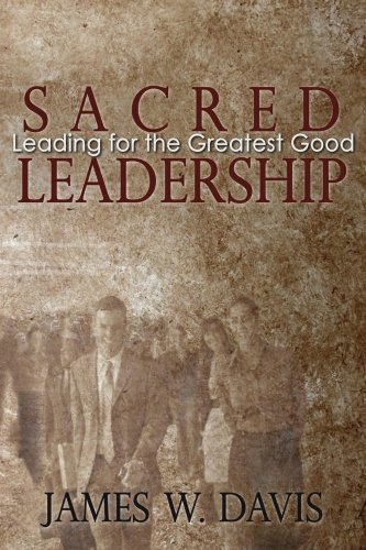 Sacred Leadership Book Cover